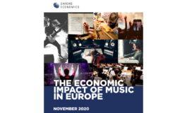 Interesujący raport dotyczący znaczenia branży muzycznej w Europie