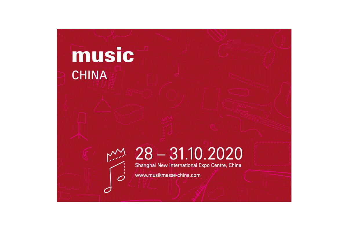 Targi Music China 2020 już za nami