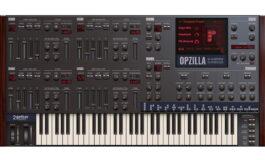 2getheraudio OpZilla – wirtualny syntezator FM