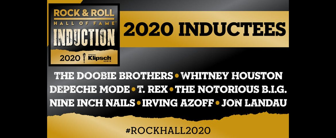 Rock & Roll Hall of Fame 2020