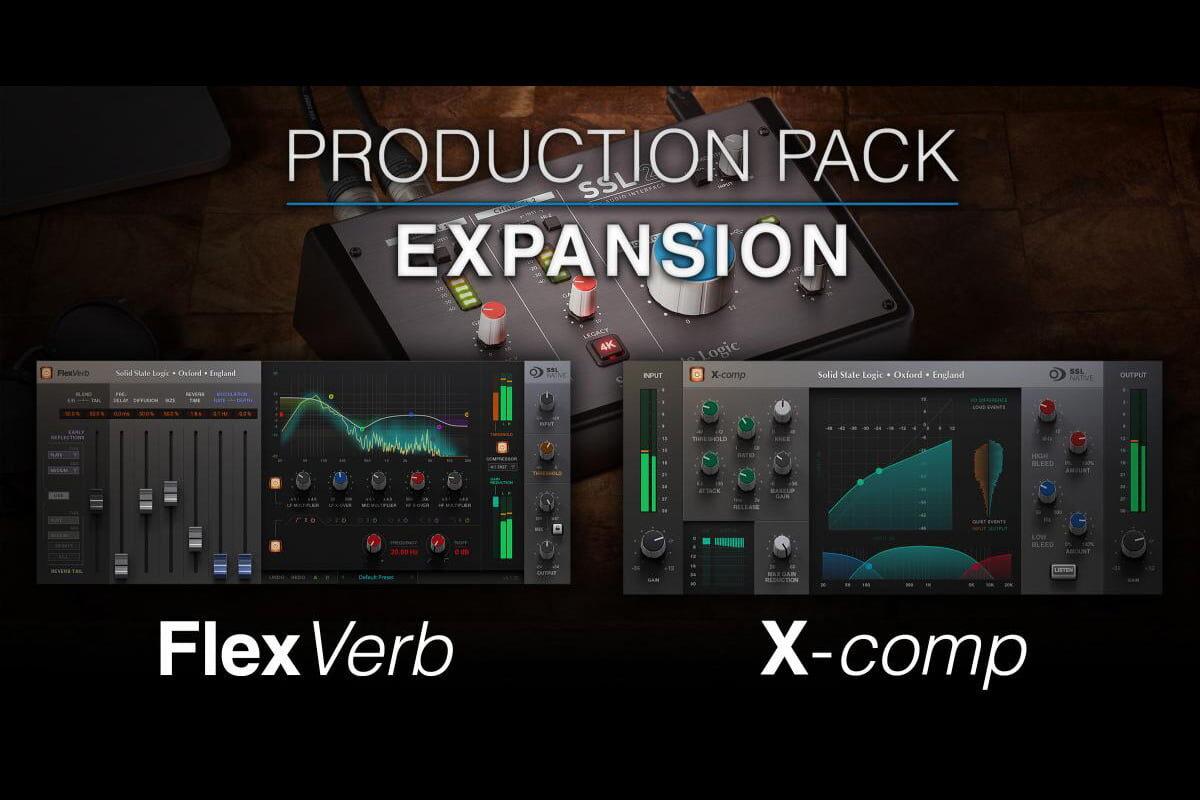 Promocja SSL – wtyczki FlexVerb i X-comp dodawane do interfejsów