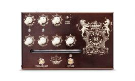 Victory V4 The Copper – nowy preamp gitarowy