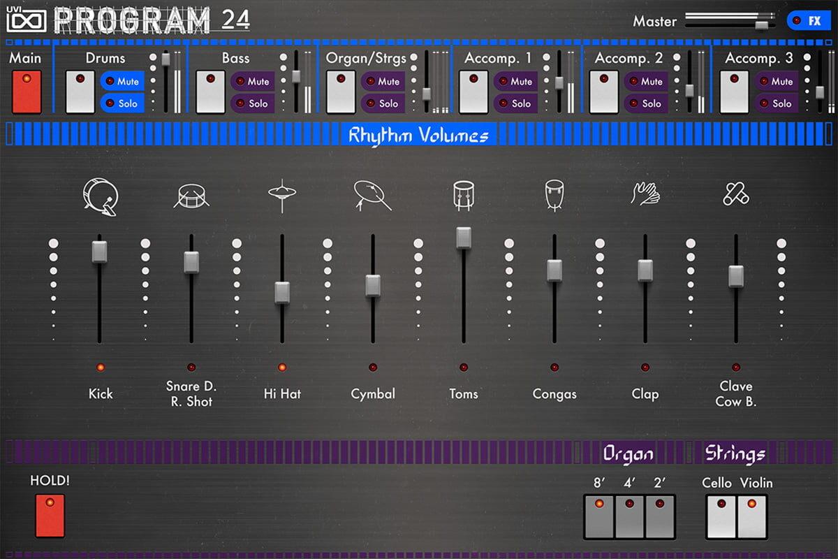 UVI Program 24 – nowy instrument wirtualny