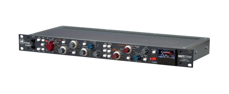Heritage Audio BritStrip – procesor sygnałowy w brytyjskim stylu