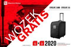 Promocja Electro-Voice EVOLVE przedłużona do końca roku