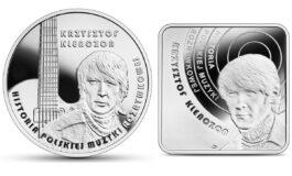 Krzysztof Klenczon na monetach kolekcjonerskich