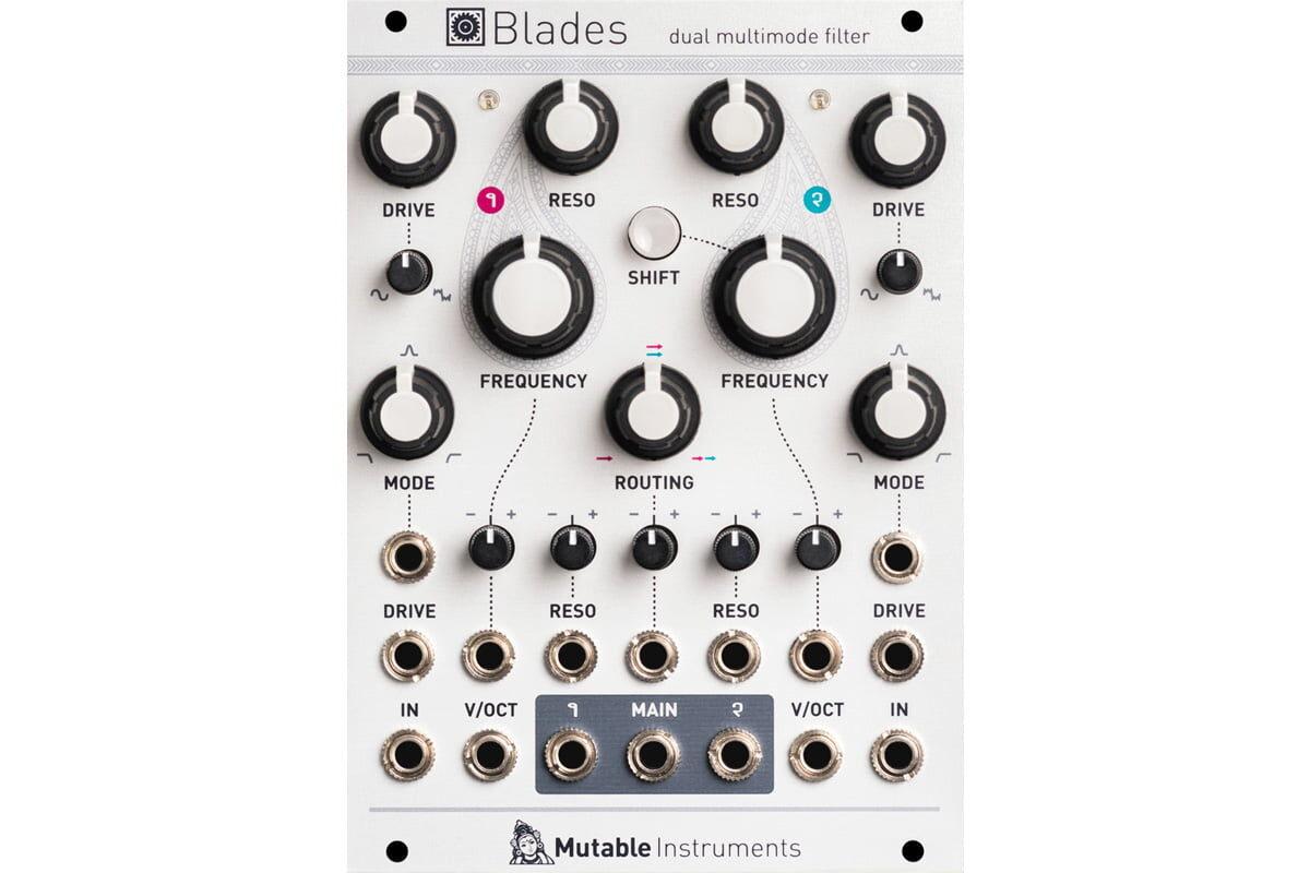 Mutable Instruments Blades – nowy moduł Eurorack
