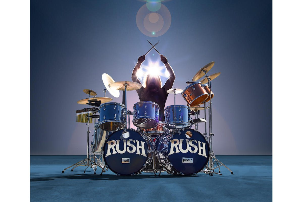 Perkusja Neila Pearta sprzedana za pół miliona dolarów