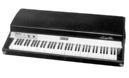 Pianino elektryczne Rhodes i jego twórca