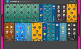 Sonic Instruments S-Board – modularny procesor efektów