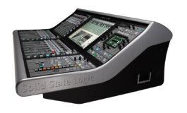 Solid State Logic – konsolety SSL Live i integracja z L-Acoustics L-ISA