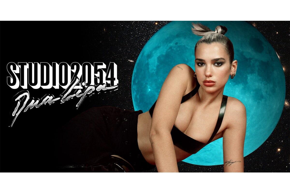 "Dua Lipa – miliony oglądały koncert ""Studio 2054"""