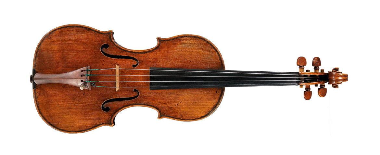 Wyjątkowe skrzypce Stradivariusa zagrały dla Joe Bidena