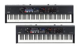 Yamaha YC88 i YC73 – nowe klawisze na scenę