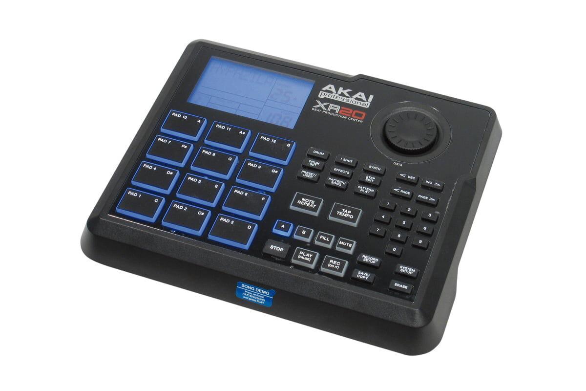 Akai XR20 – test automatu perkusyjnego