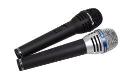 Beyerdynamic TG-X 61 i Opus 89 – test mikrofonów wokalnych