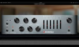 Nembrini Audio Blackice Beta Gamma Bass Amplifier