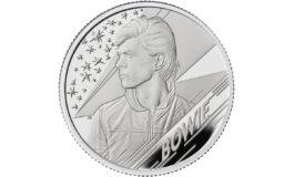 David Bowie uwieczniony na monetach