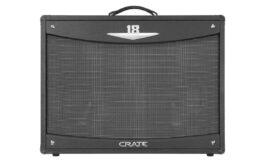 Crate V18-212 – test wzmacniacza gitarowego