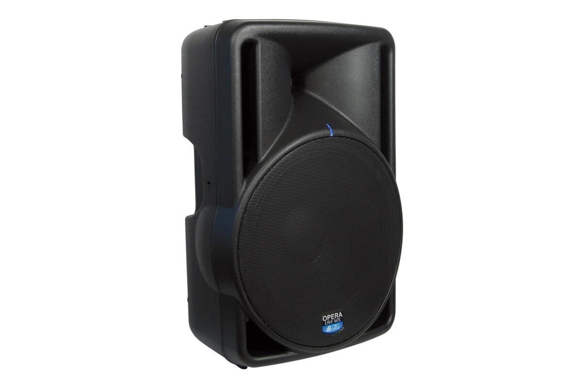 dBTechnologies Opera Live 405 – test aktywnych zestawów głośnikowych