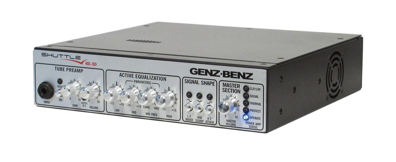 Genz-Benz Shuttle 6.0 – test wzmacniacza basowego