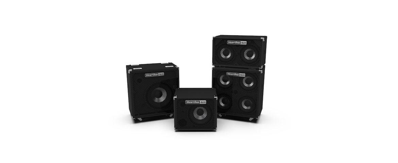 Hartke HyDrive HL – zestawy głośnikowe dla basistów