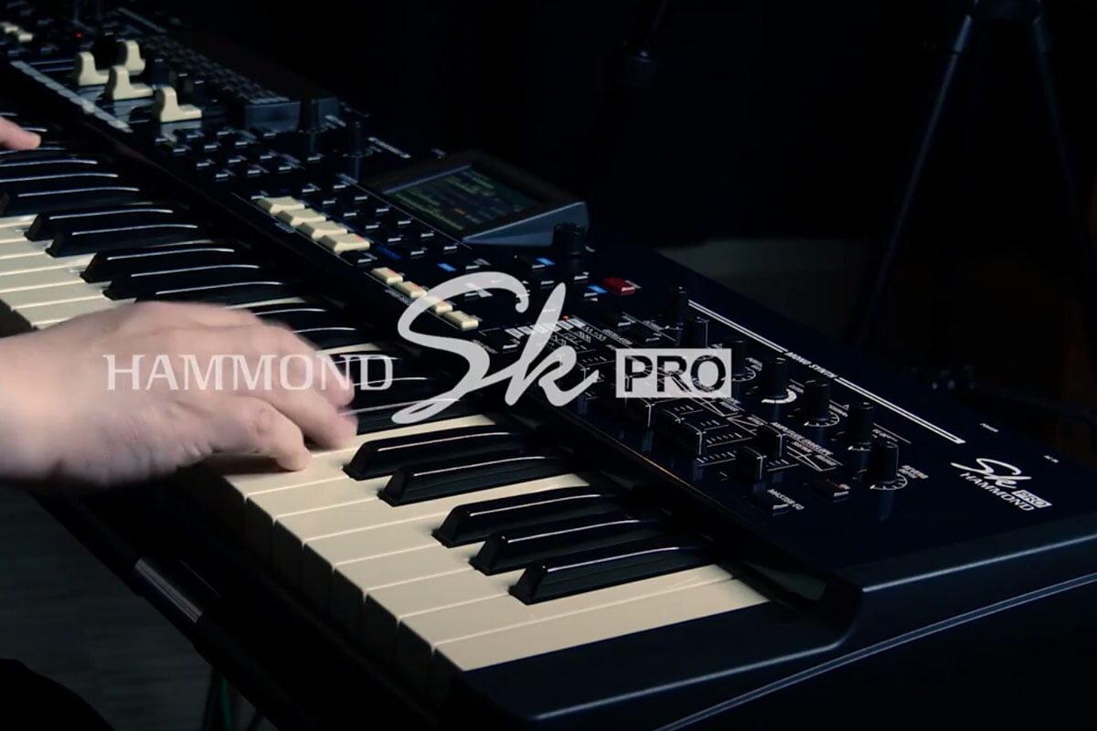 Hammond zapowiada nowy instrument