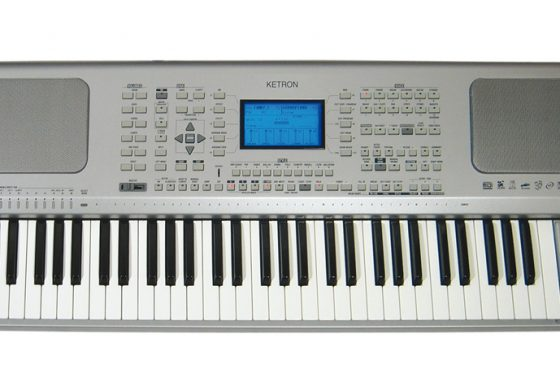 Ketron SD5 HD – test keyboardu