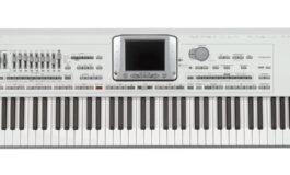 Korg Pa2X PRO – test keyboardu