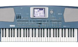 Korg Pa500 – test keyboardu