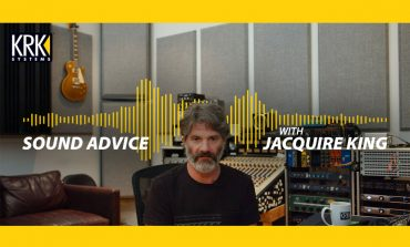 """KRK – """"Sound Advice with Jacquire King"""""""