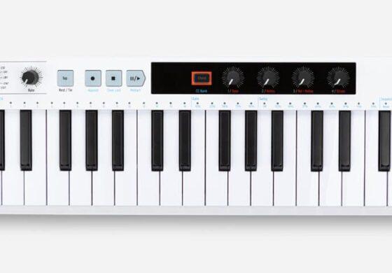 Arturia KeyStep 37 – test klawiatury sterującej
