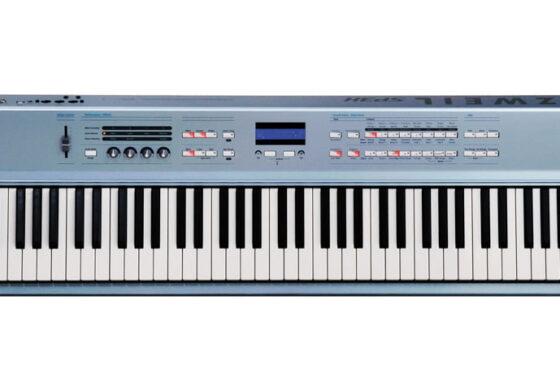 Kurzweil SP3X – test pianina scenicznego