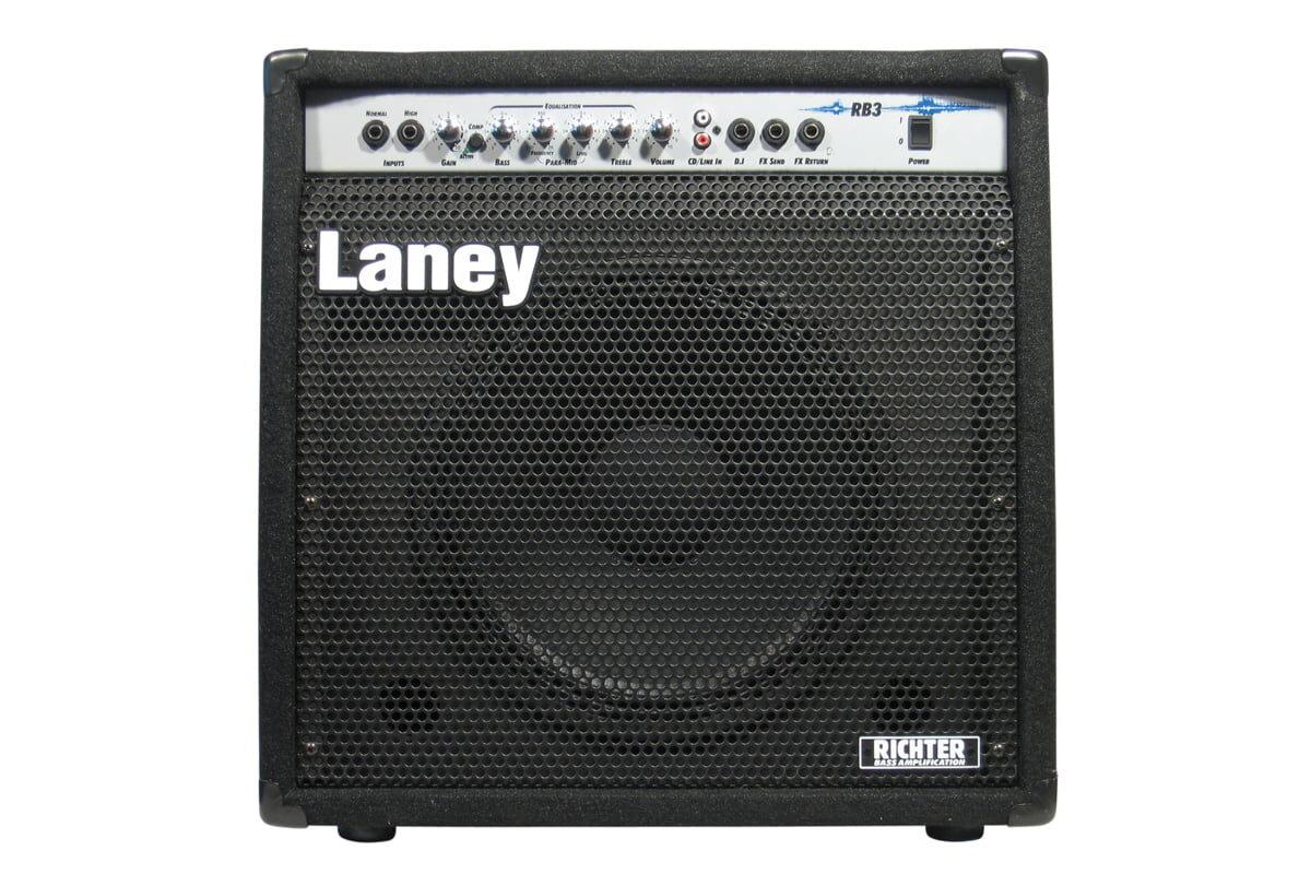 Laney RB3 – test wzmacniacza basowego