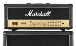 Marshall JVM 210H – test wzmacniacza gitarowego