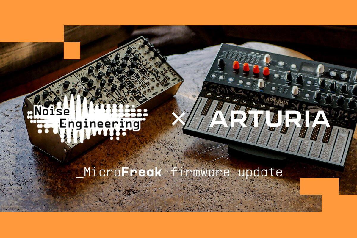 Arturia MicroFreak V3 – nowy firmware
