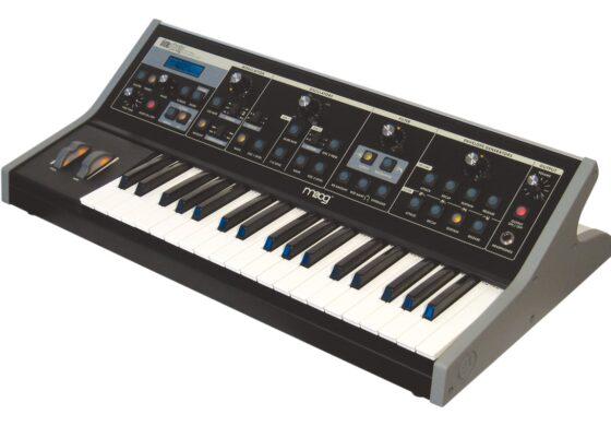 Moog Little Phatty Stage Edition – test syntezatora