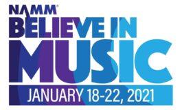NAMM podsumowuje Believe in Music