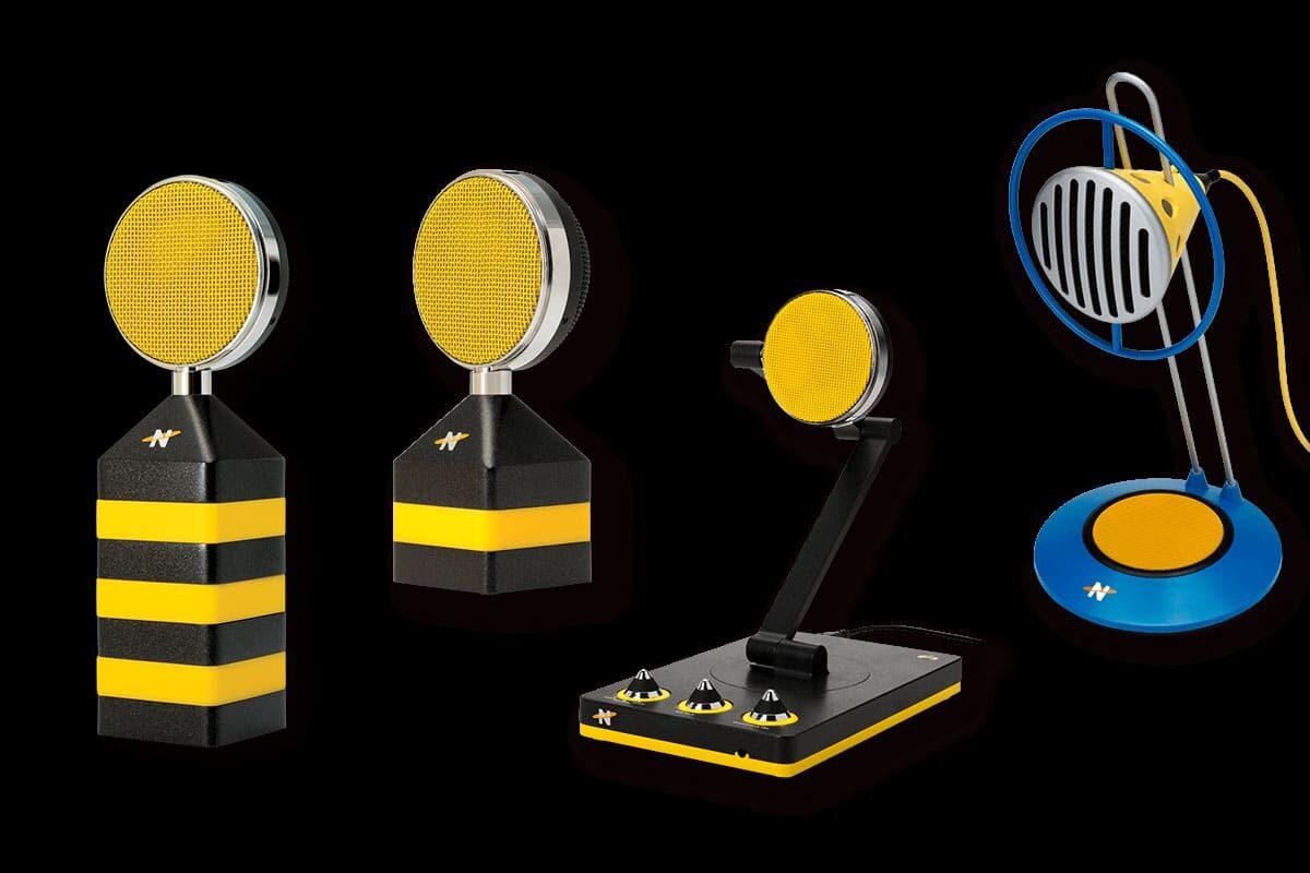 Neat Microphones kupione przez Turtle Beach Corporation