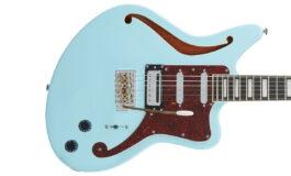 D'Angelico Premier Bedford SH – nowa gitara elektryczna