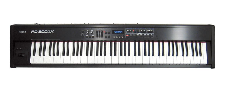 Roland RD-300GX – test pianina scenicznego