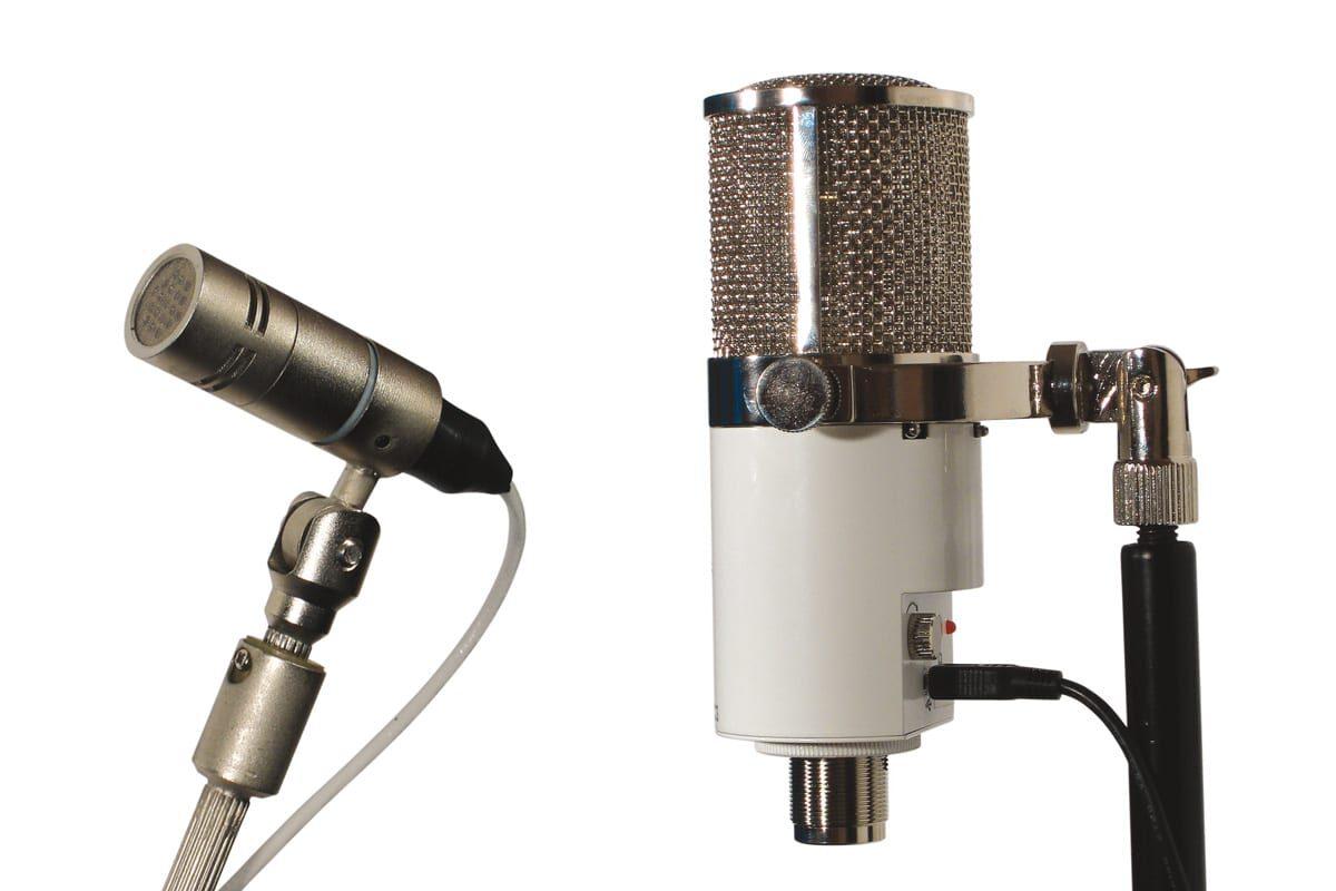 sE Electronics USB 2200A i GM10 – test mikrofonów