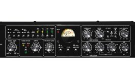 TL Audio Ebony A3 – test procesora mikrofonowego