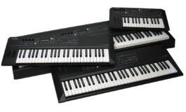 Yamaha KX25 KX49 KX61 KX8 – test klawiatur sterujących