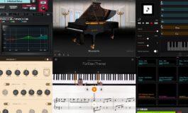 Muzyczne aplikacje Yamaha dla urządzeń mobilnych