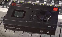 Zen Go Synergy Core firmy Antelope Audio – prezentacja wideo