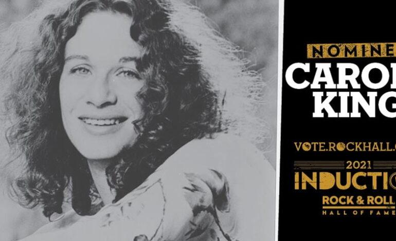 Carole King_2021 Nominee