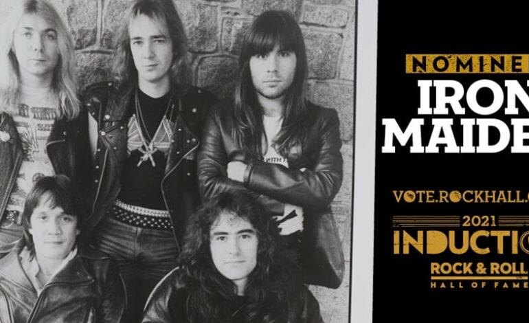 Iron Maiden_2021 Nominee