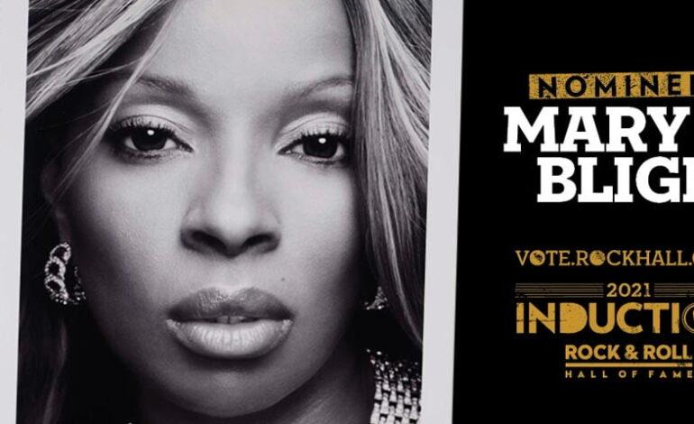 Mary J Blige_2021 Nominee