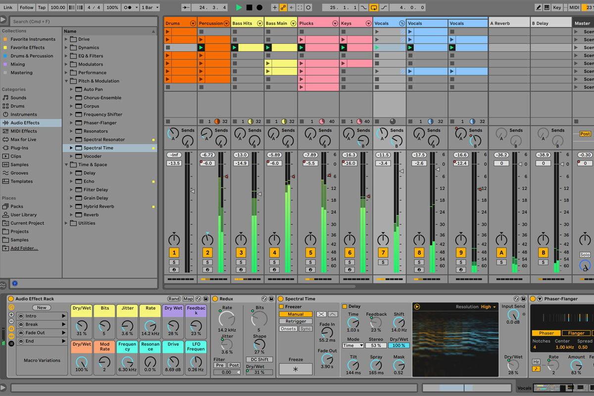 Ableton Live 11 już dostępny